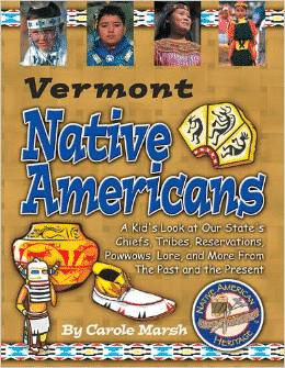 Vermont Indians (Paperback)
