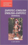 Zapotec-English/English-Zapotec (Isthmus) Concise Dictionary