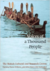 Voices of a Thousand People: The Makah Cultural and Research Center