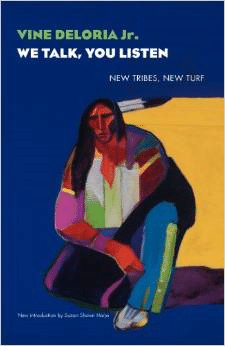 We Talk, You Listen:New Tribes, New Turf