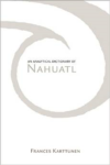 Analytical Dictionary of Nahuatl