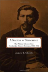 A Nation of Statesmen:The Political Culture of the Stockbridge-Munsee Mohicans, 1815-1972