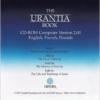 The Urantia Book: CD-ROM Computer Version 2.00 English, French, Finnish.