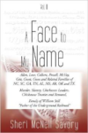 A Face to My Name, Vol. III, First Edition
