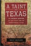A Taint on Texas