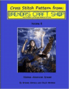 Native American Dream - Cross Stitch Pattern: From Brenda's Craft Shop - Volume 8