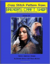 Native American Women - Cross Stitch Pattern from Brenda's Craft Shop: Cross Stitch Pattern from Brenda's Craft Shop - Volume 20