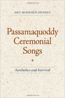 Passamaquoddy Ceremonial Songs: Aesthetics and Survival