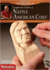 Native American Study Stick Kit (Learn to Carve Faces with Harold Enlow) [With Study Stick, Made of Hard Resin and Full-Color Bo