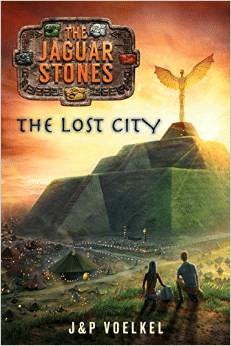 The Jaguar Stones, Book Four: The Lost City