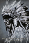 Cool Illustration Journal #1: Native American (Lined Pages): 200 Page Journal