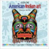 Color American Indian Art